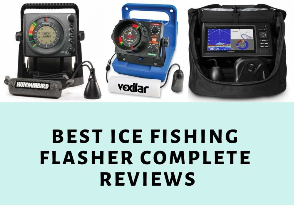 Ice Fishing Flasher
